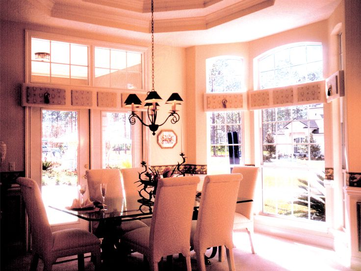 Dining Room Photo, 043H-0137