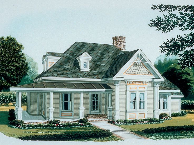Plan 054H-0088 - Find Unique House Plans, Home Plans and