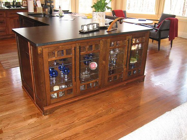 Kitchen Island Photo, 053H-0043