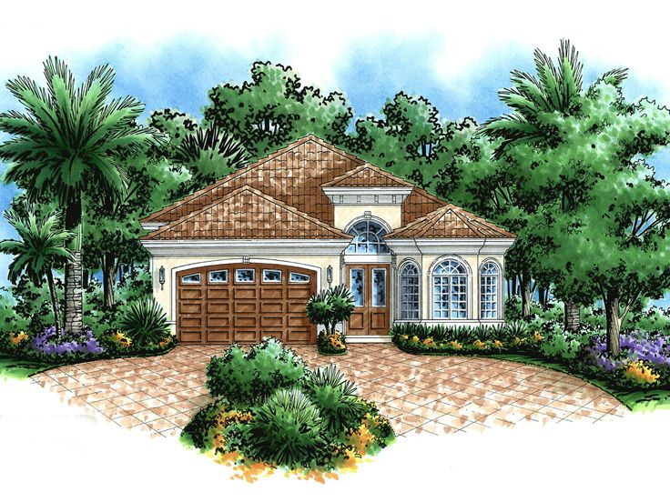 Sunbelt Ranch Home, 037H-0085