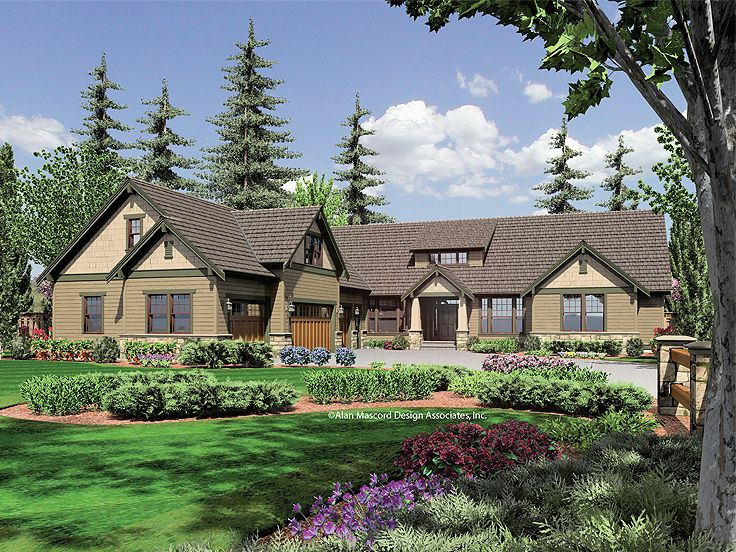 Northwestern House Plan, 034H-0127