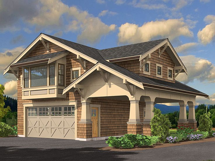 Carriage House Plans Plan Carport Design
