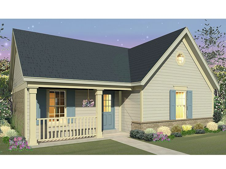 Affordable Home Plan, 006H-0144