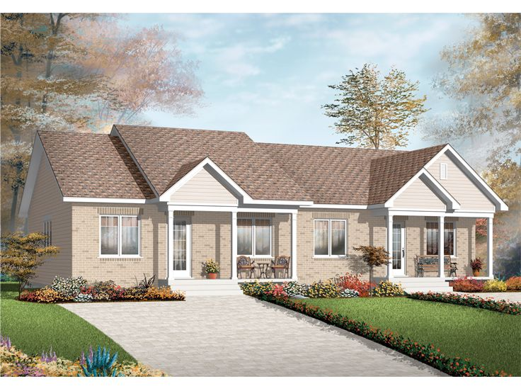 plan 027m 0032 - Family House Plans