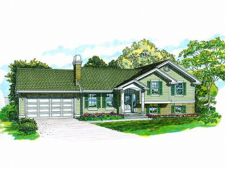 Affordable Home Plan, 032H-0068