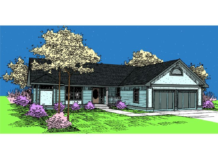 Small House Design, 013H-0017