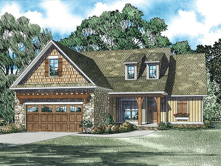 1-Story House Plan, 025H-0263