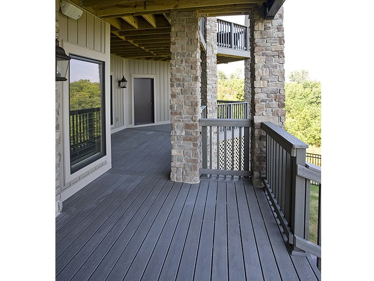 Covered Porch Photo, 025H-0175