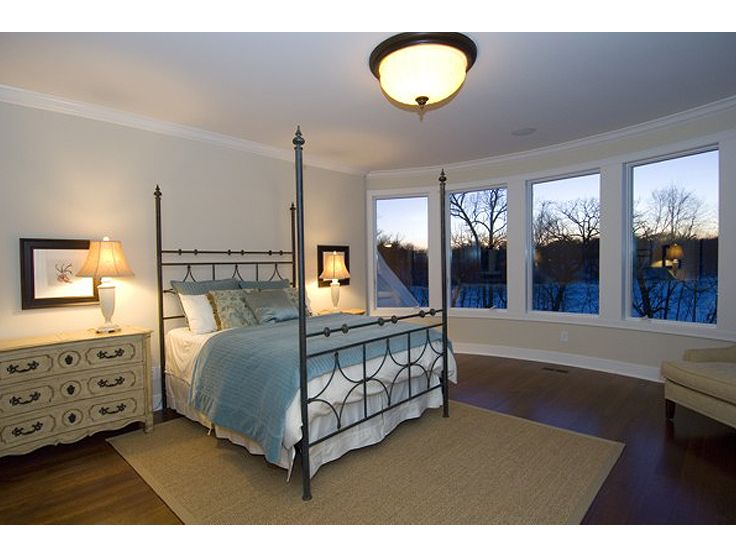 Master Bedroom Photo, 007H-0140