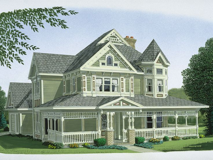 victorian house plans free plan 054h 0048 find unique house plans home plans and floor plans at thehouseplanshop com 7077