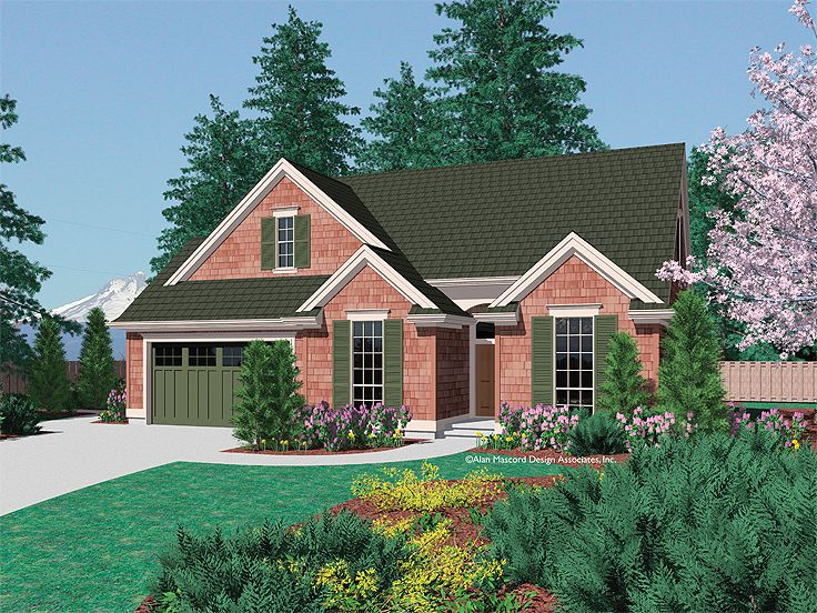Affordable House Plan, 034H-0063