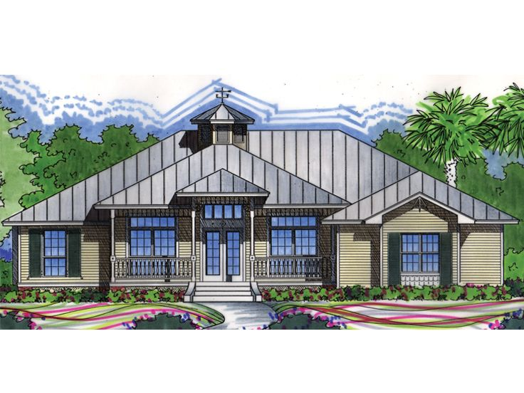 Florida Cracker Home, 043H-0098