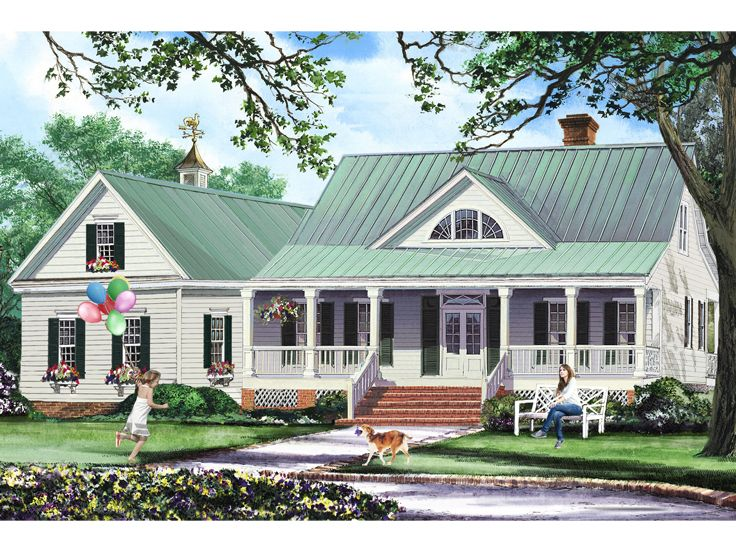Country House Plan, 063H-0226