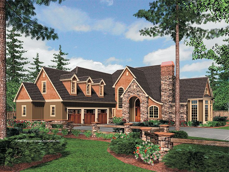 Plan 034h 0140 find unique house plans home plans and for Unique european house plans
