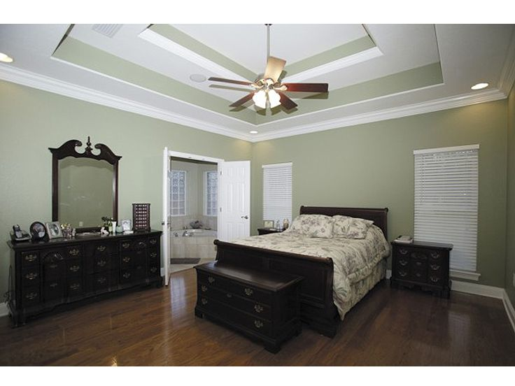 Master Bedroom Photo, 007H-0033