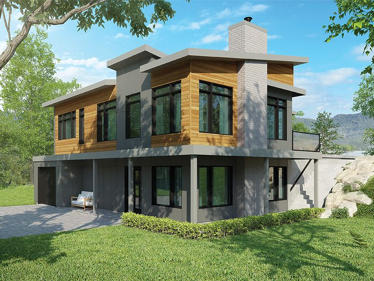 Multi-Generational House Plan, 027H-0478