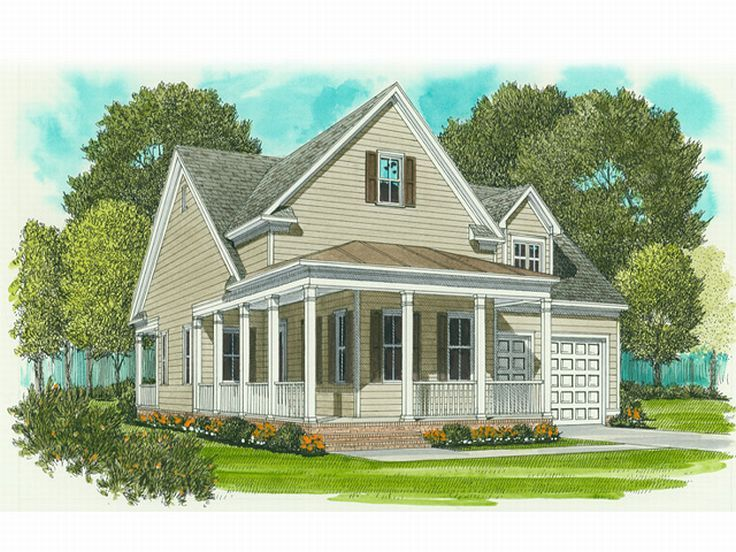 Affordable House Plan, 029H-0001