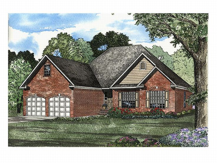 Affordable Home Plan, 025H-0099