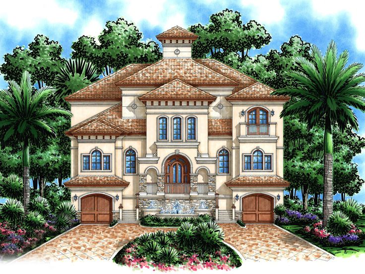 European Home Design, 037H-0075