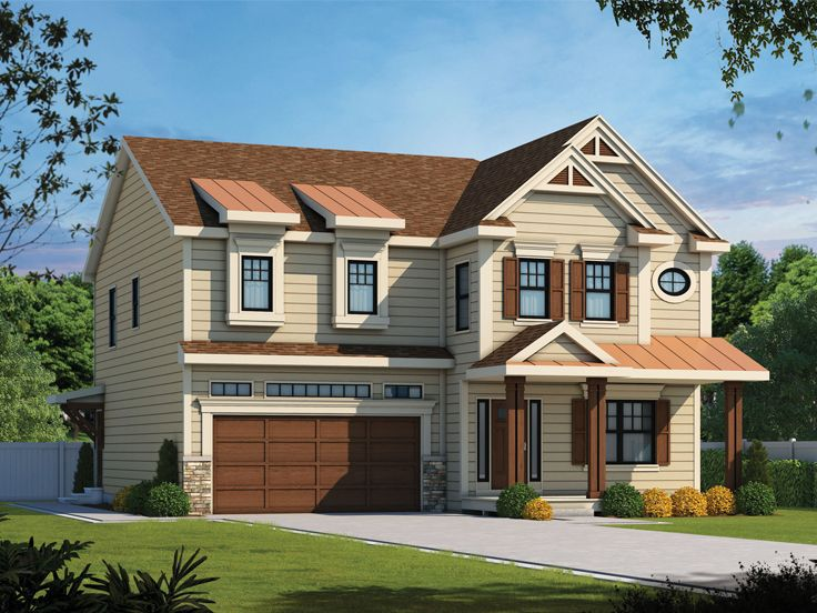 Multi-Generational House Plan, 031H-0366