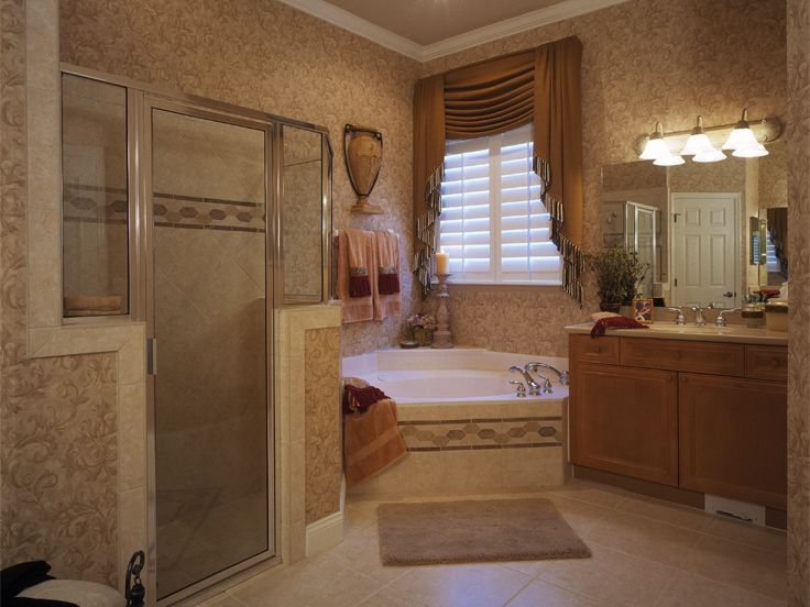 Master Bathroom Photo, 043H-0155