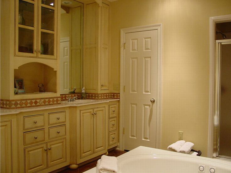 Master Bathroom Photo, 021H-0108