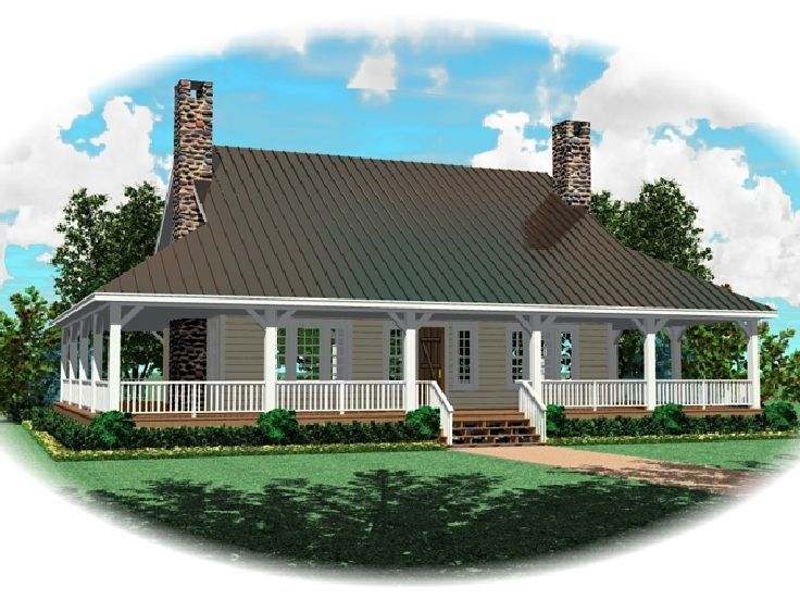 Unique Home Plan, 006H-0137