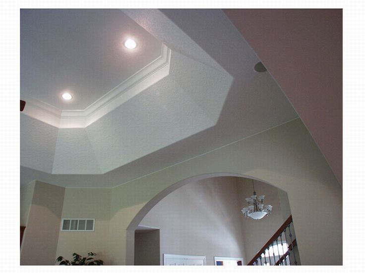 Tray Ceiling, 020H-0061