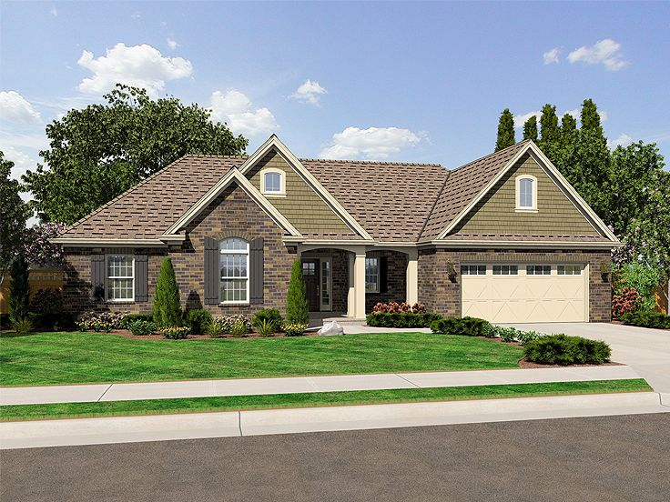 Plan 046h 0006 find unique house plans home plans and for Starter home floor plans