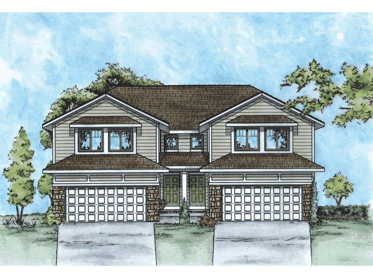Plan 031m 0079 find unique house plans home plans and for Unique duplex plans