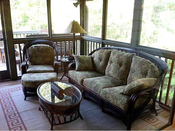 Screen Porch Photo, 053H-0055