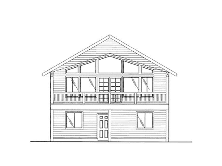 Plan 012g 0114 find unique house plans home plans and for Unique garage apartment plans