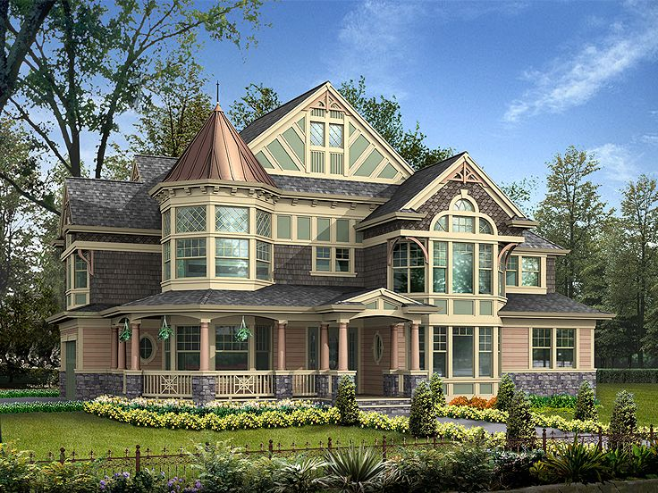 Premier Luxury Home, 035H-0083