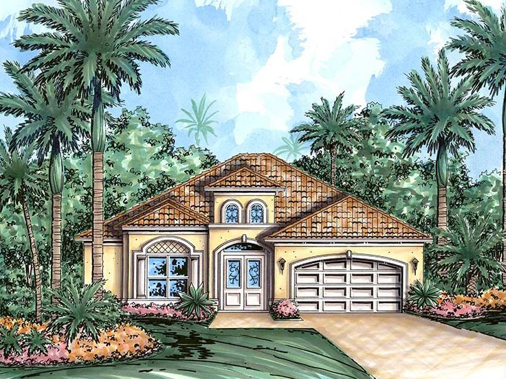 Sunbelt house plans 3 bedroom sunbelt home plan 037h for Sunbelt homes