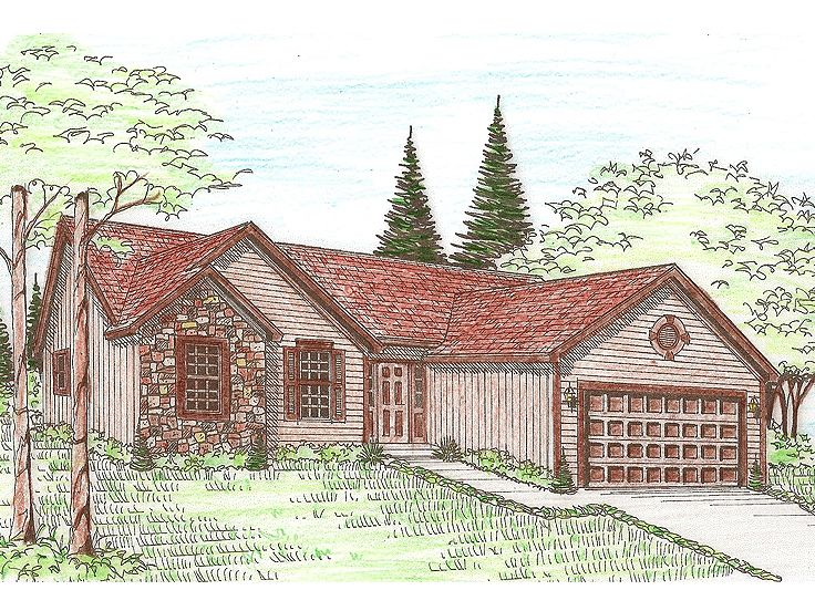 Affordable House Plan, 009H-0042