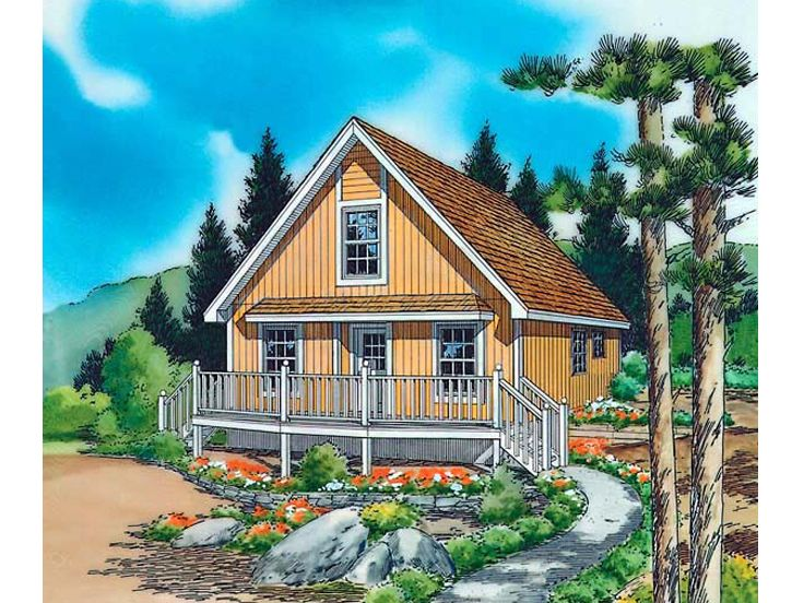 Vacation Cabin, 047H-0054