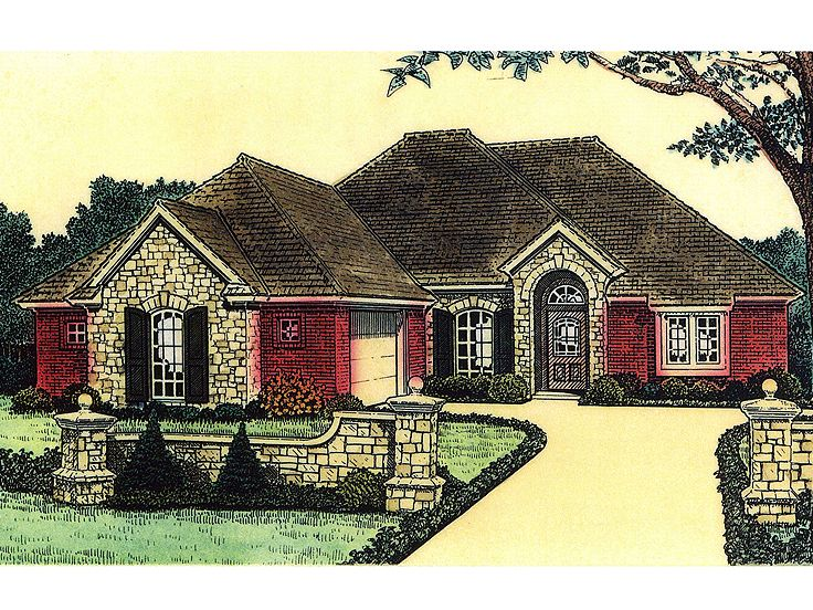 Affordable Home Plan, 002H-0017