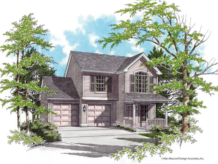 Affordable Home Plan, 034H-0094