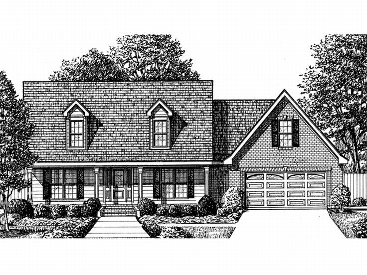 Affordable House Plan, 011H-0028