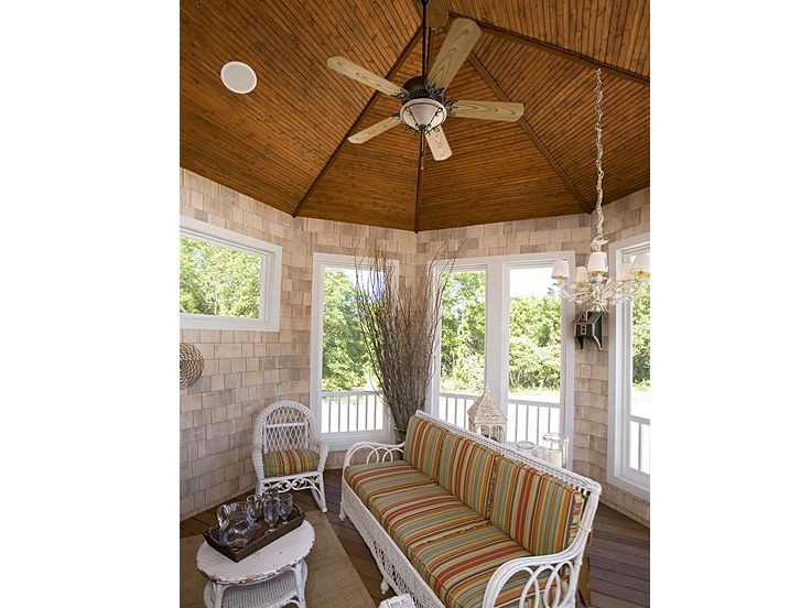 Screened Porch Photo, 007H-0125