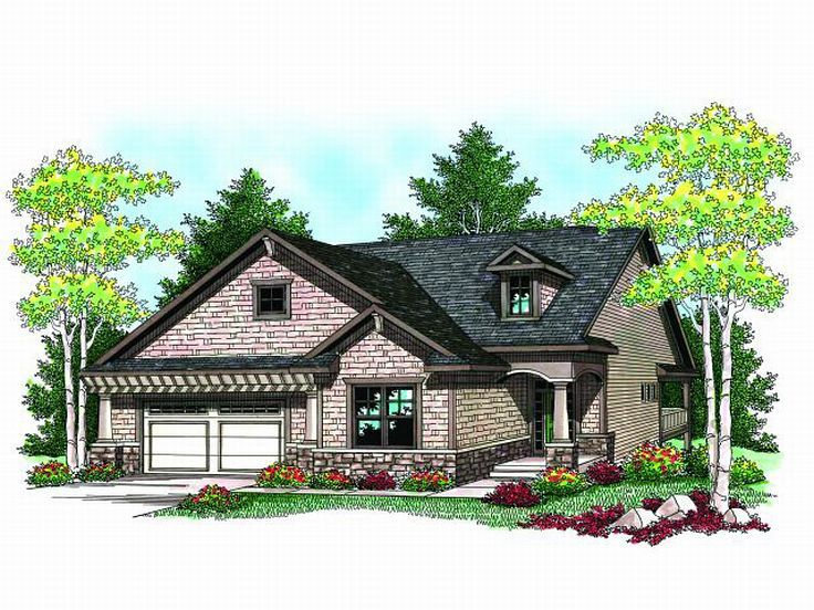 Affordable Home Plan, 020H-0161
