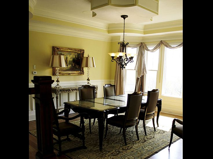 Dining Room Photo, 035H-0083
