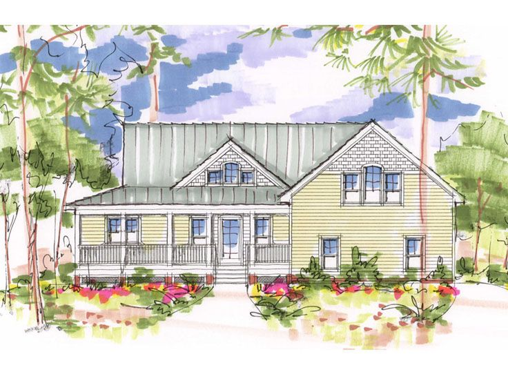 Florida cracker house floor plans Home design and style