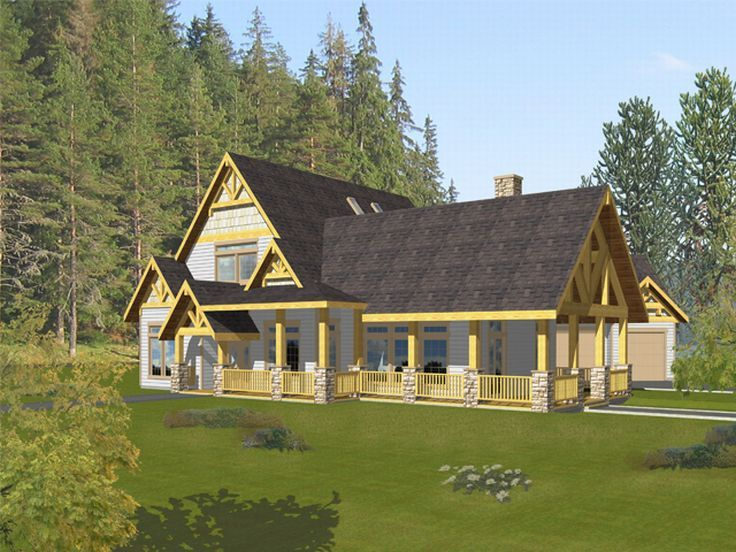 Northwestern House Plan, 012H-0066