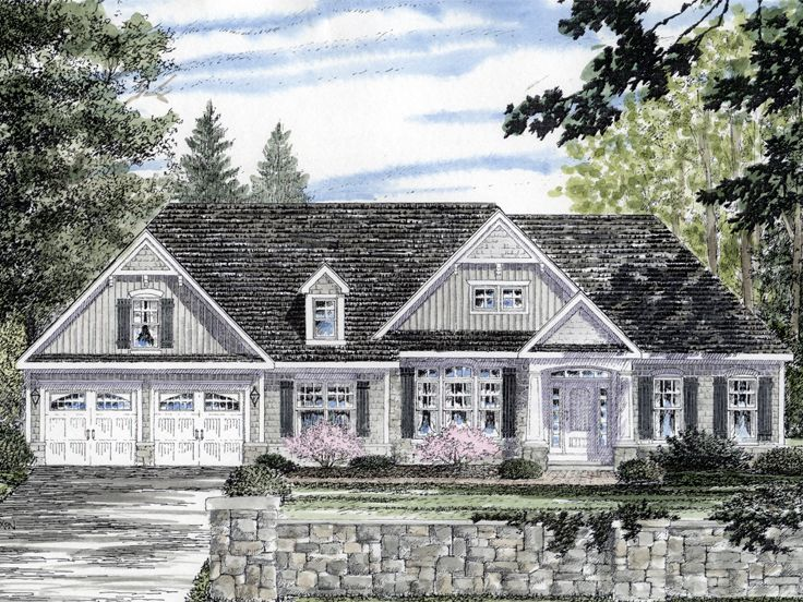 1-Story House Plan, 014H-0078