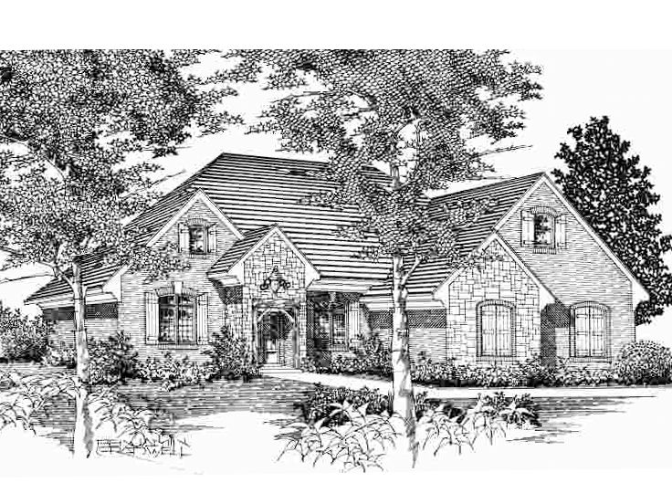 Plan 061h 0065 find unique house plans home plans and for Empty nest house plans