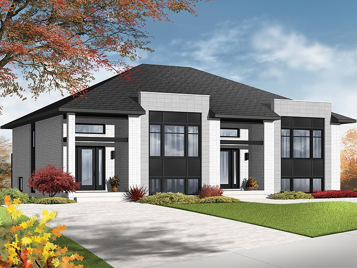 Multi-Family Plan, 027M-0055