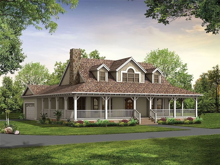 Affordable Home Plan, 057H-0041