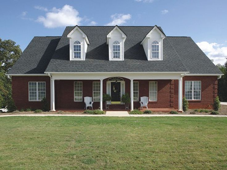 Ranch House Plans and Ranch Home Plans