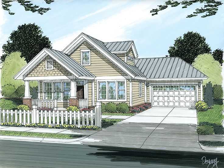 Affordable Home Design, 059H-0106